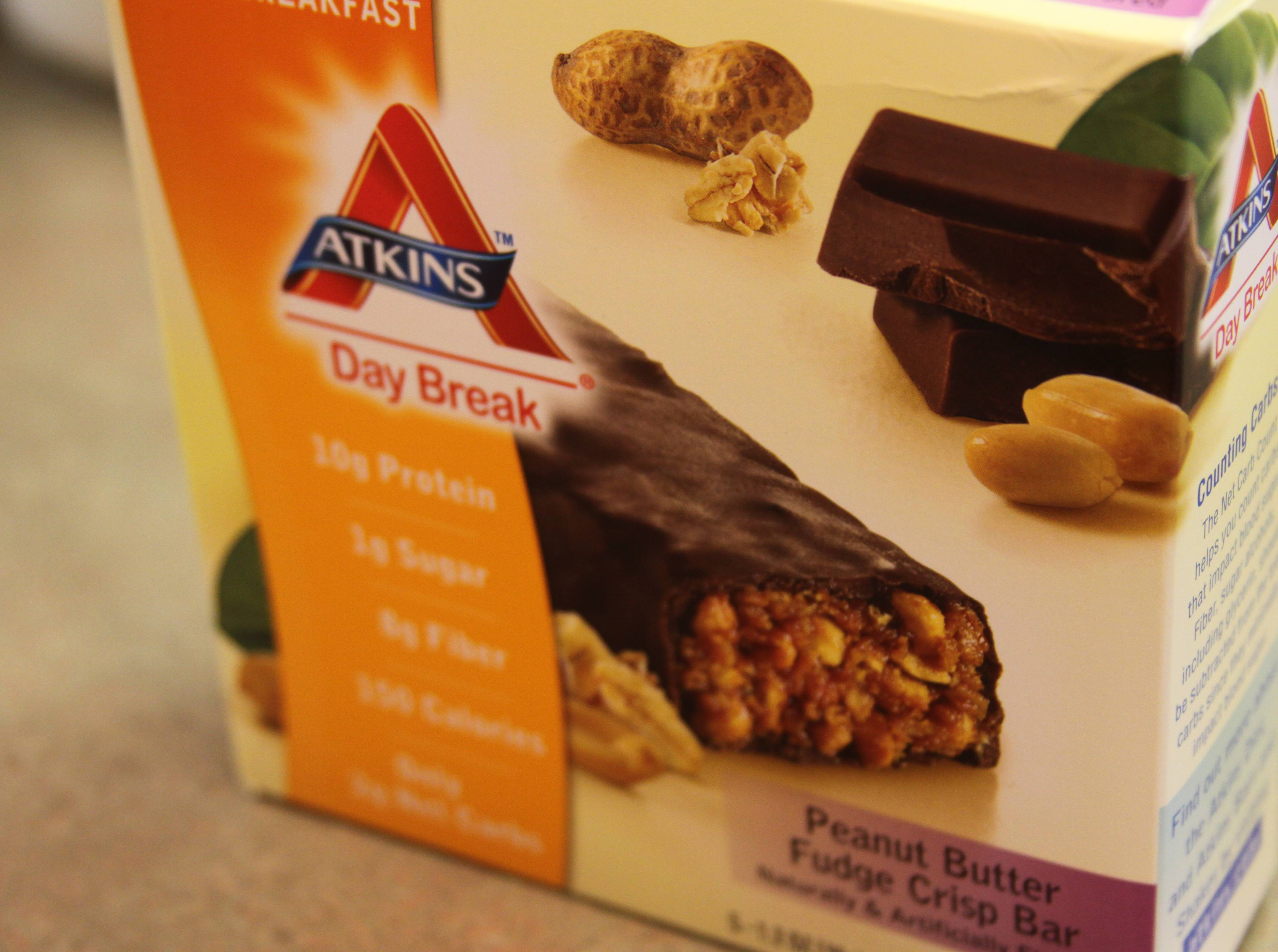 Atkins food for Atkins cuisine bread