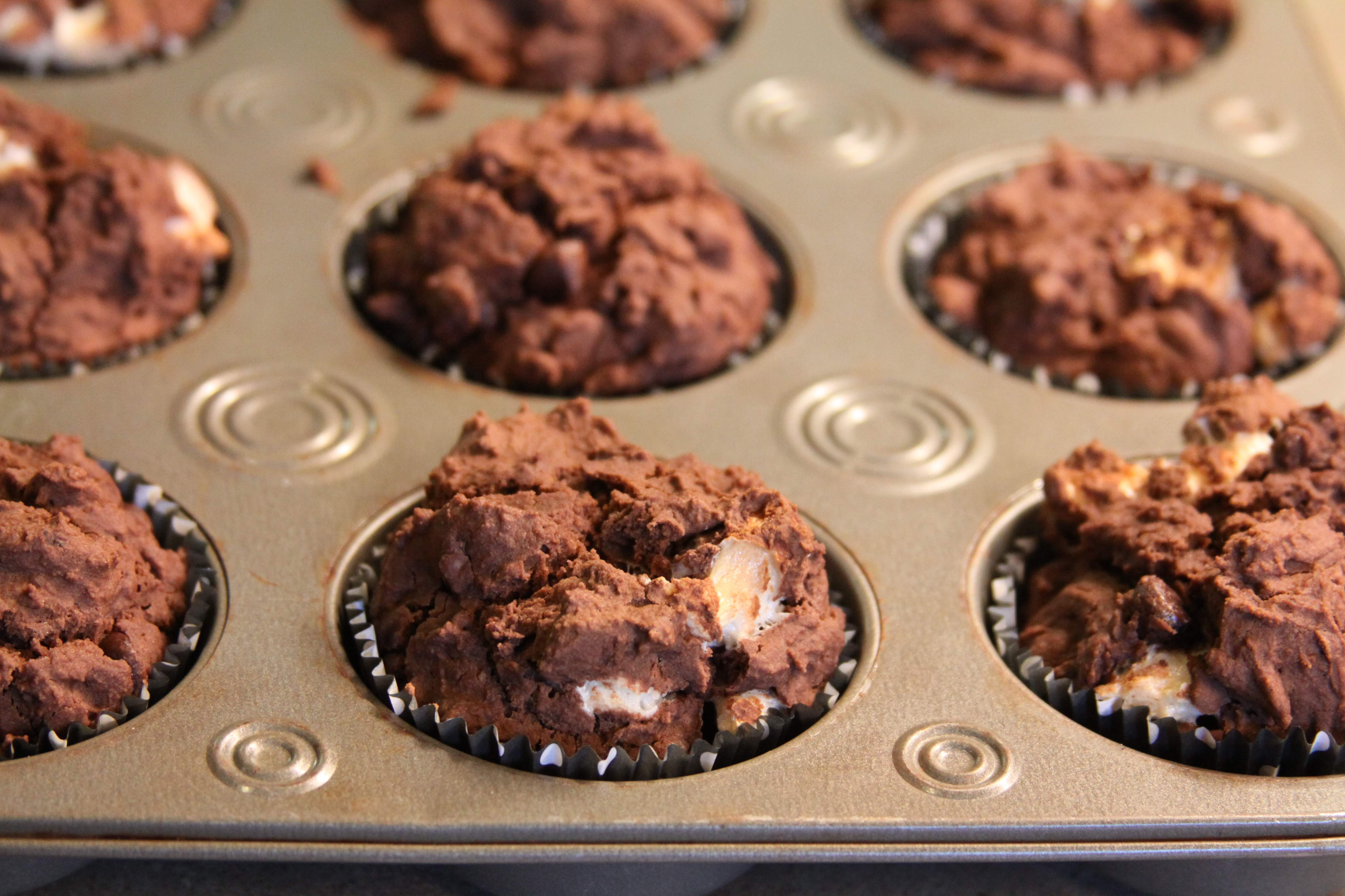 how to make muffins without milk