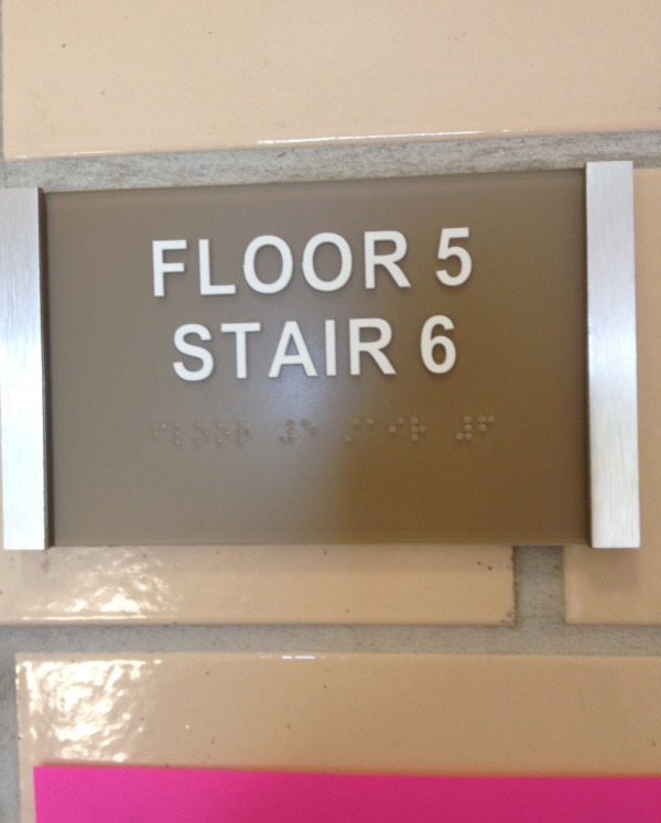 5th floor of college dorm