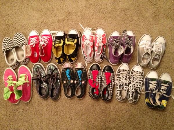 converse collection